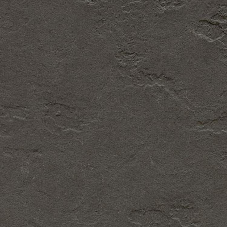 Pilt Näidis Marmoleum Slate 2.5 highland black e3707