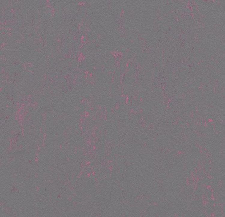 Pilt Näidis Marmoleum Concrete 2.5  purple shimmer 3735