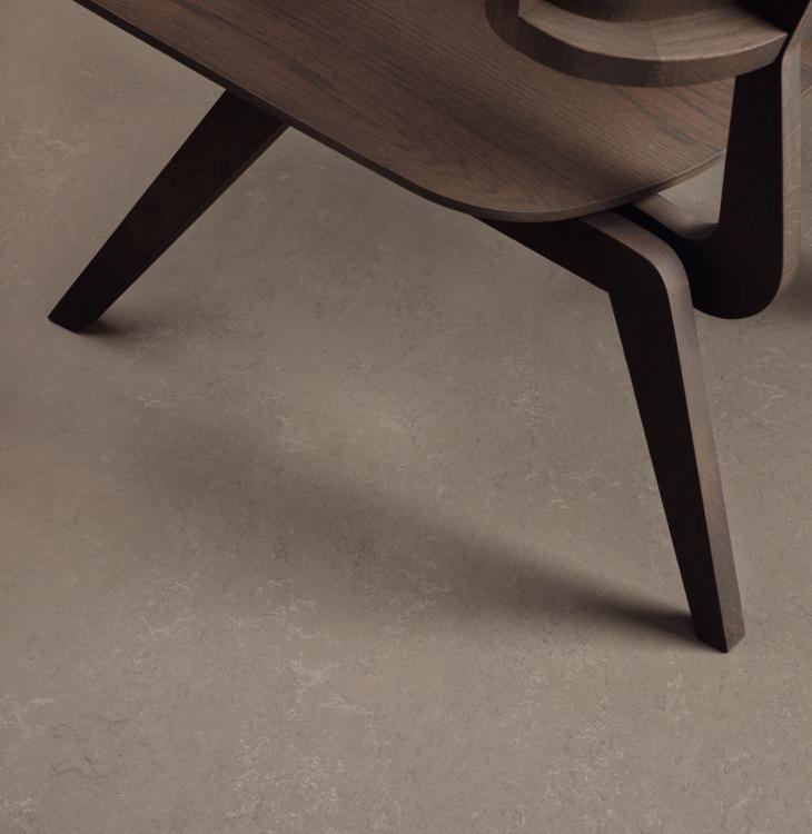 Pilt Marmoleum Concrete 2.5  liquid clay 3702