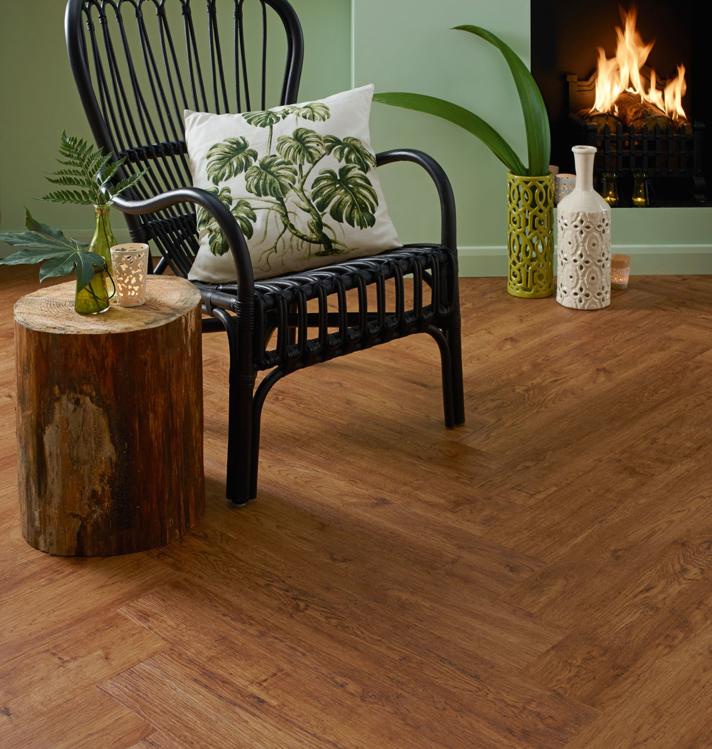 Pilt LVT-plaat Camaro Wood vintage timber 2220
