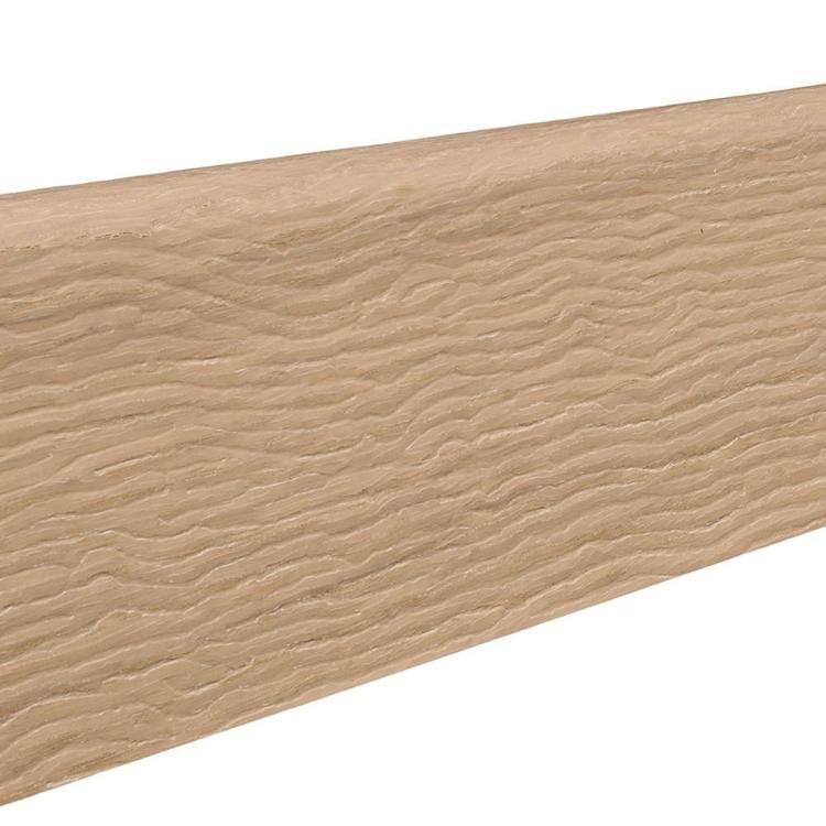 Pilt Põrandaliist Haro TAMM puro white brushed 19 x 58 mm, õli