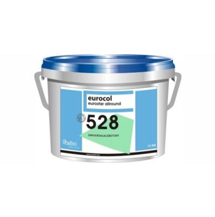 Pilt Eurocol 528 PVC / LVT liim, termopüsiv. 13 kg