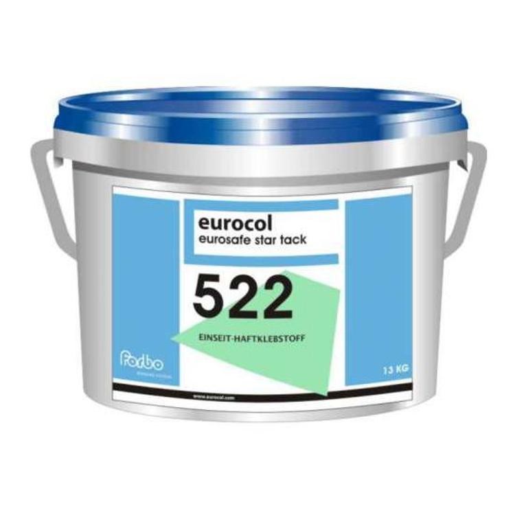 Pilt Eurocol 522 PVC / LVT liim, 6 kg