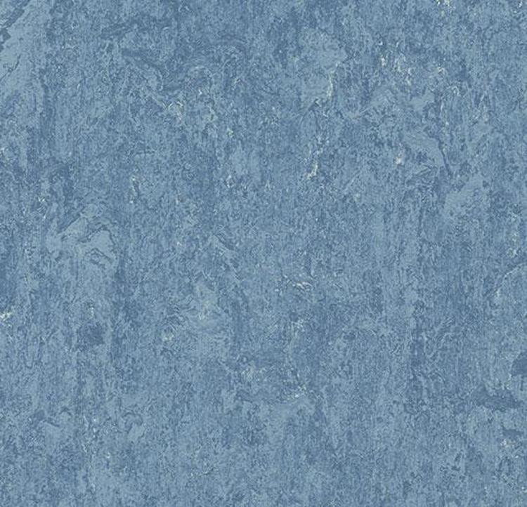 Pilt Näidis Marmoleum Real 2.5 fresco blue 3055 (A)