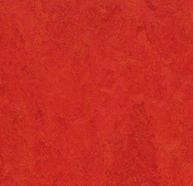 Pilt Näidis Marmoleum Fresco 2.5 scarlet 3131