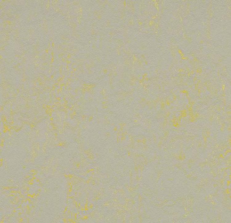Pilt Näidis Marmoleum Concrete 2.5  yellow shimmer 3733