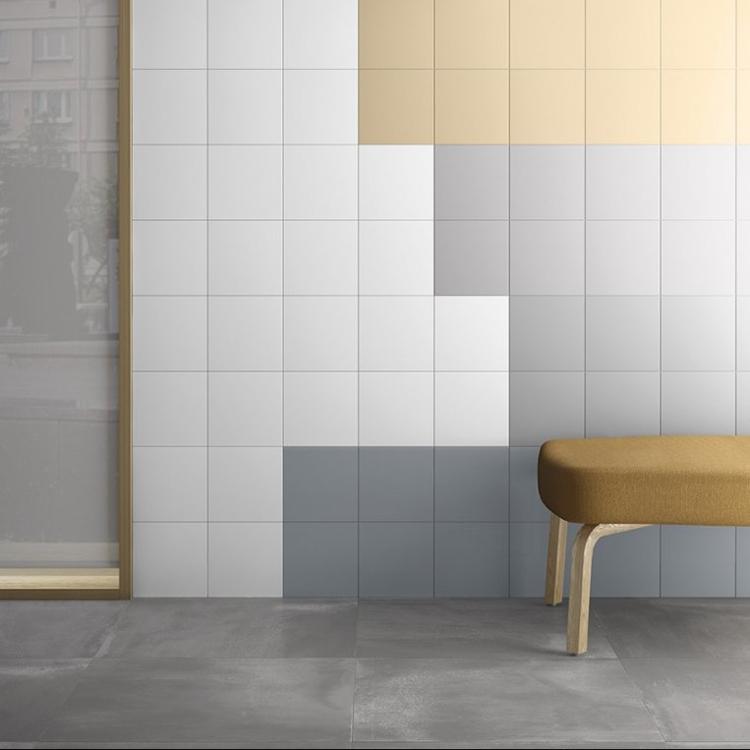 Pilt Põranda- ja seinaplaat Projectos Plus cinza M121 10x10