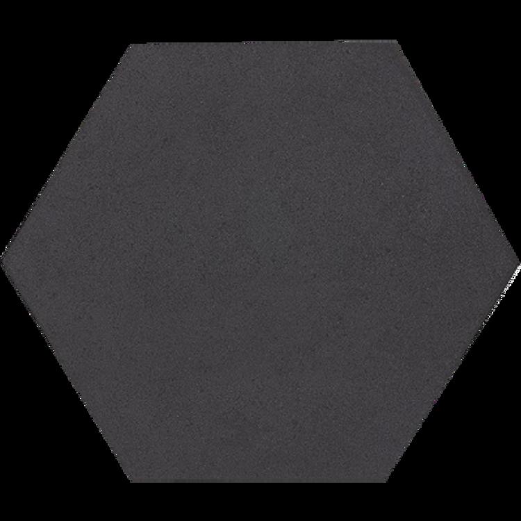 Pilt Põranda- ja seinaplaat  Esagono nero 25x29