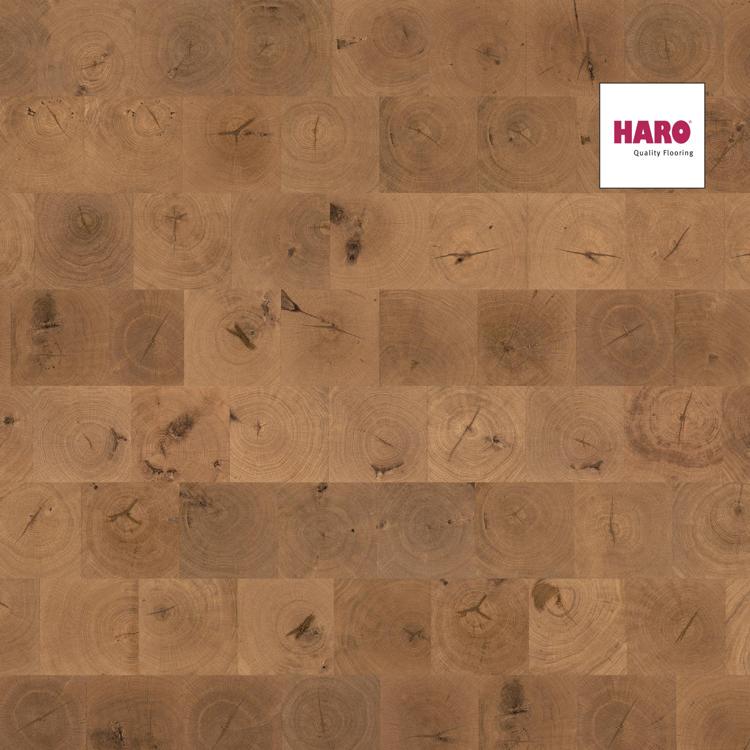 Pilt HARO parkettmanufaktur Carré TAMM selective permaDur