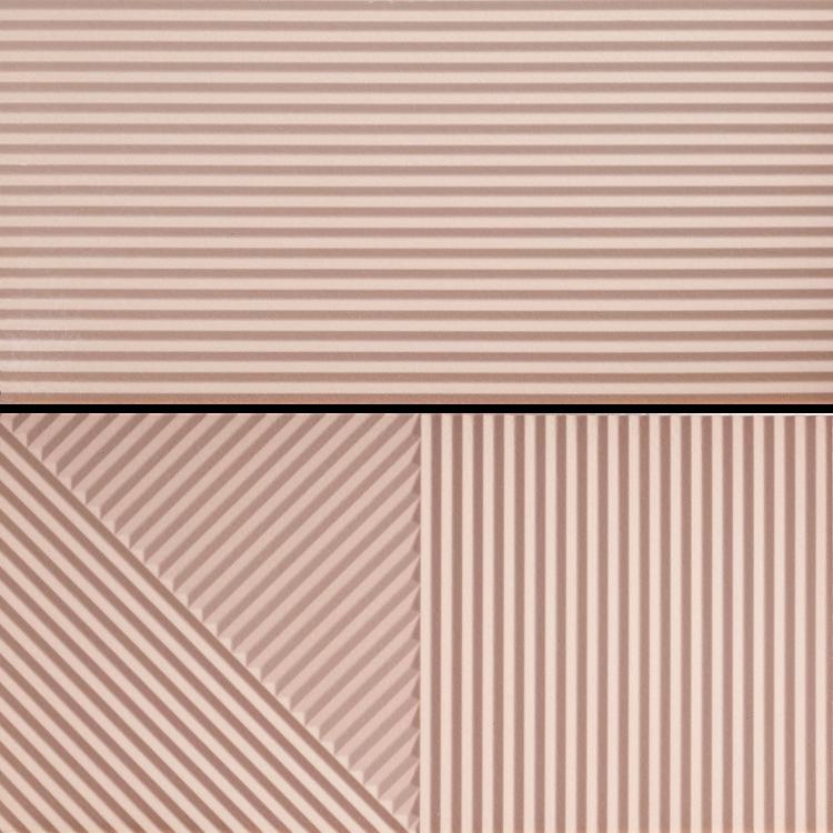 Pilt Seinaplaat Passepartout millennial pink #2 30x60R
