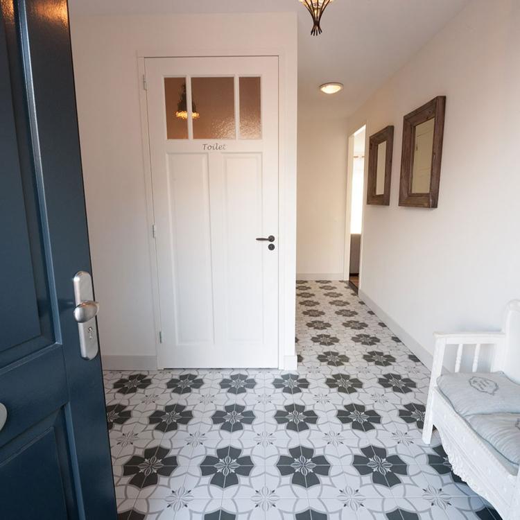 Pilt Põranda- ja seinaplaat Twenties crest  20x20