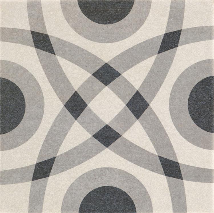 Pilt Põranda- ja seinaplaat Twenties circle  20x20