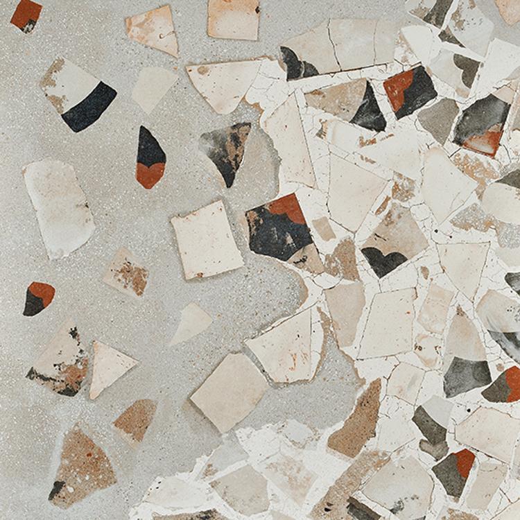 Pilt Põranda- ja seinaplaat I Cocci cenere spaccato 90x90R