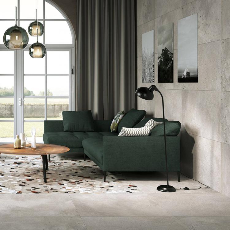 Pilt Põranda- ja seinaplaat I Cocci cenere 90x90R