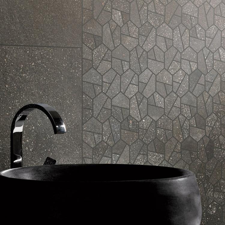 Pilt I Cocci mosaiik hydro exa grafite 30x30 cm