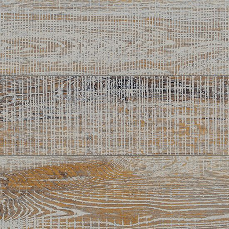 Pilt Põranda- ja seinaplaat Dekap grey deco 20x120R