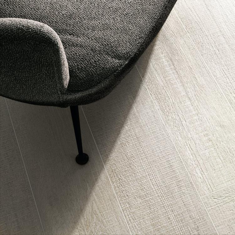 Pilt Põranda- ja seinaplaat Dekap solid white 20x120R