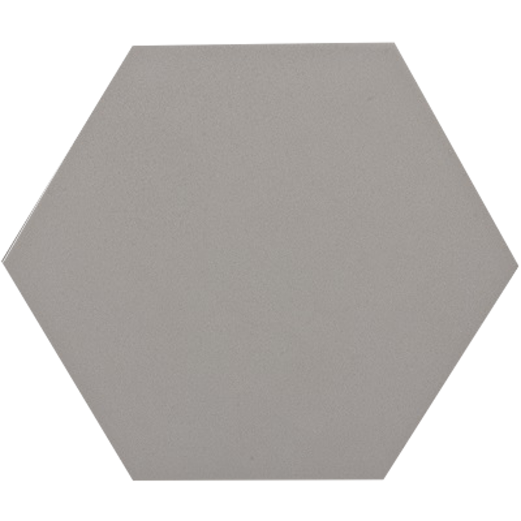 Pilt Põranda- ja seinaplaat Esagono gris 25x29