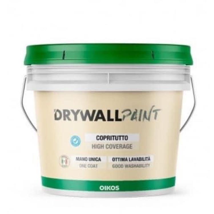 Pilt Oikos seinavärv Drywall Paint Bianco 4l