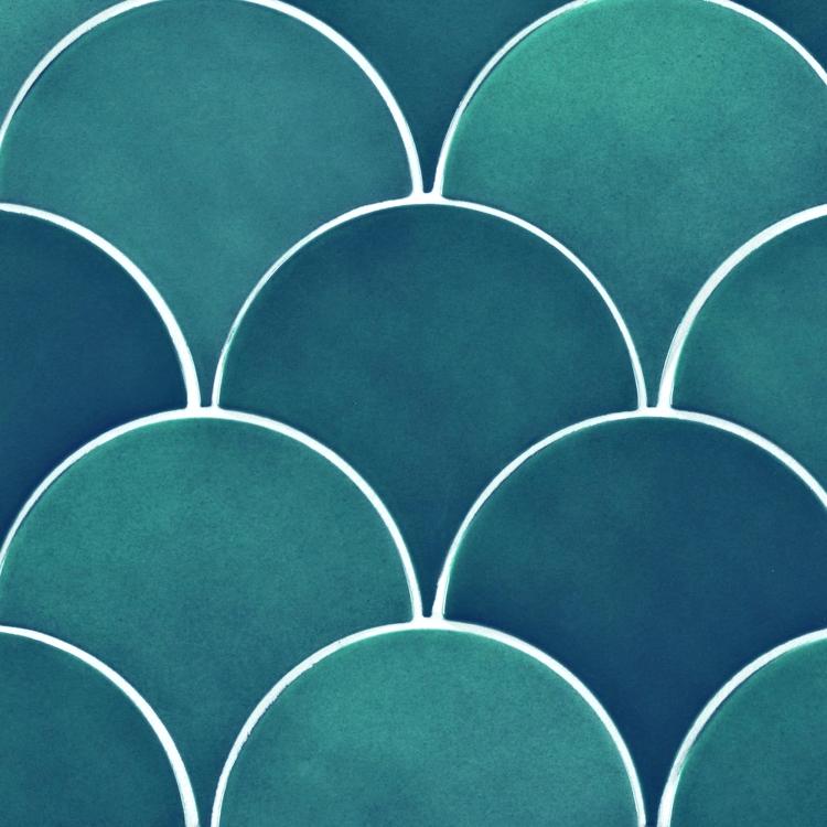 Pilt Seinaplaat Squama olive 12.7x6.2