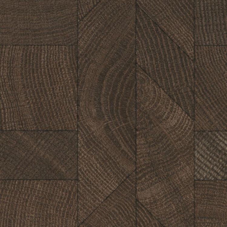 LVT-plaat Allura dark graphic wood