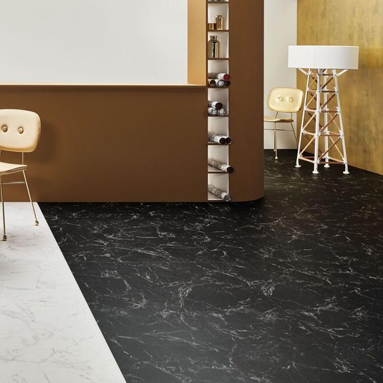 Allura Material black marble