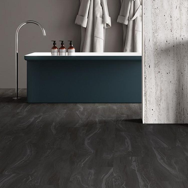 LVT-plaat Moduleo 55 Tiles river wood 46993