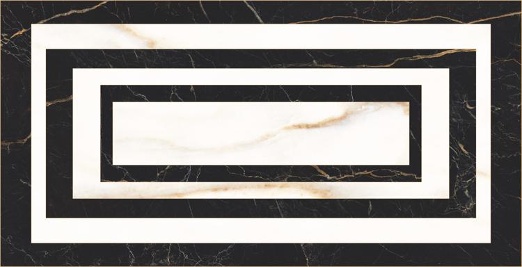 Golden Pure luxury black 60x120R LUX
