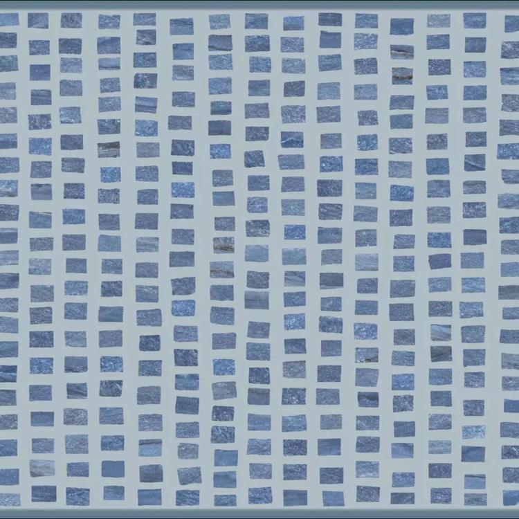 Põranda- ja seinaplaat Marmorea Intensa vetro azul