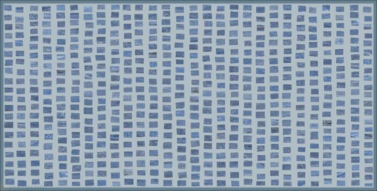 Põranda- ja seinaplaat Marmorea Intensa vetro azul 74x148