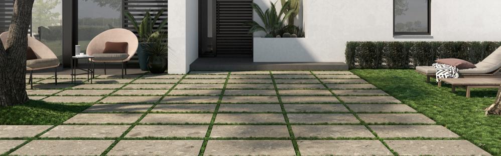 Stiilsed rõdu- ja terrassilahendused portselanplaatidega