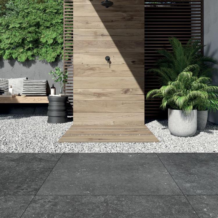Terrassiplaat Nordic Wood + Nordic Stone