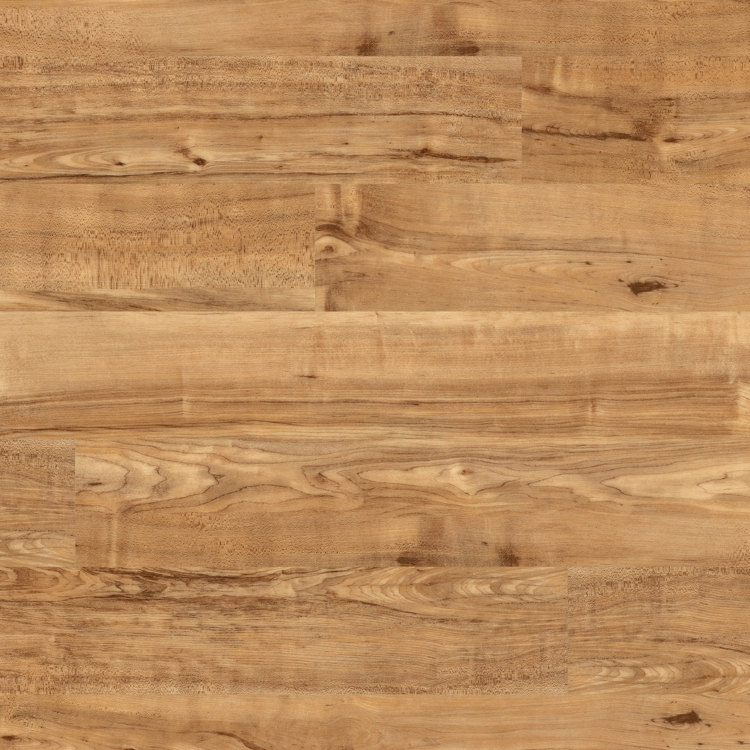 LVT-plaat Camaro Wood nut tree 2202