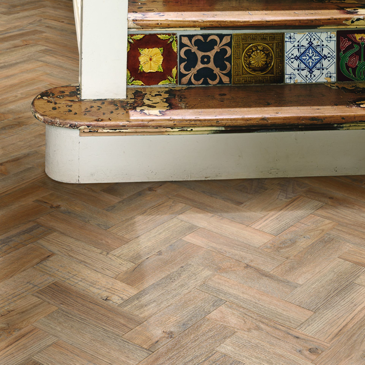 LVT-plaat Camaro Wood cambridge parquet 2251