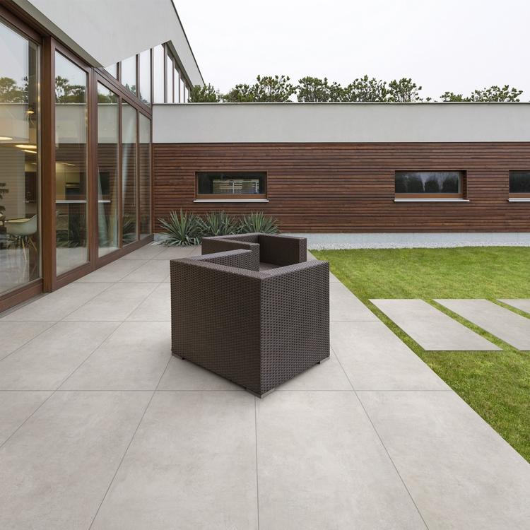 Terrassiplaat Evoque perla 60x120R