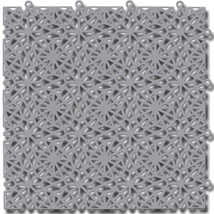 Kärgplaat Royal stone grey 30x30 cm