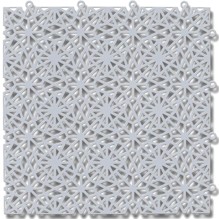 Kärgplaat Royal shadow grey 30x30 cm