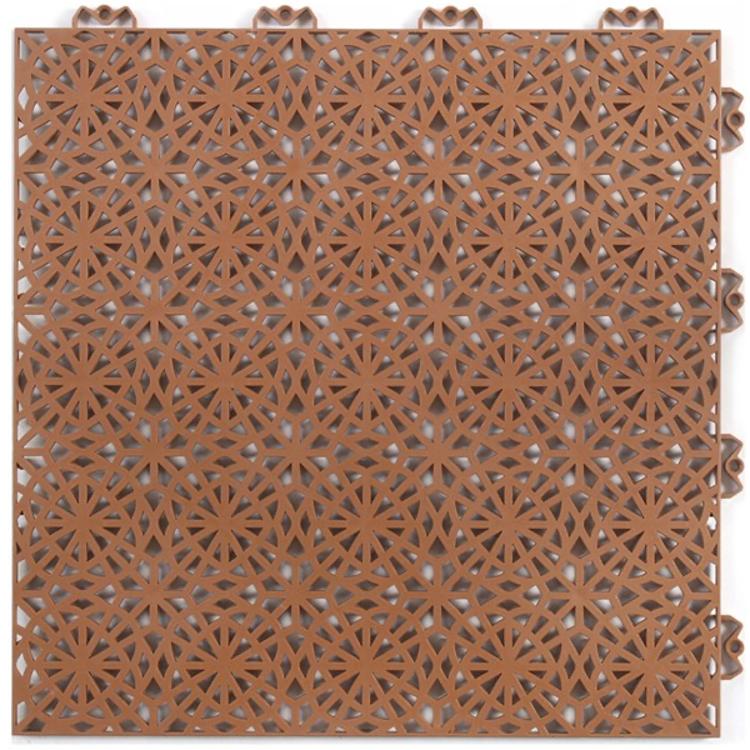 Kärgplaat XL terracotta