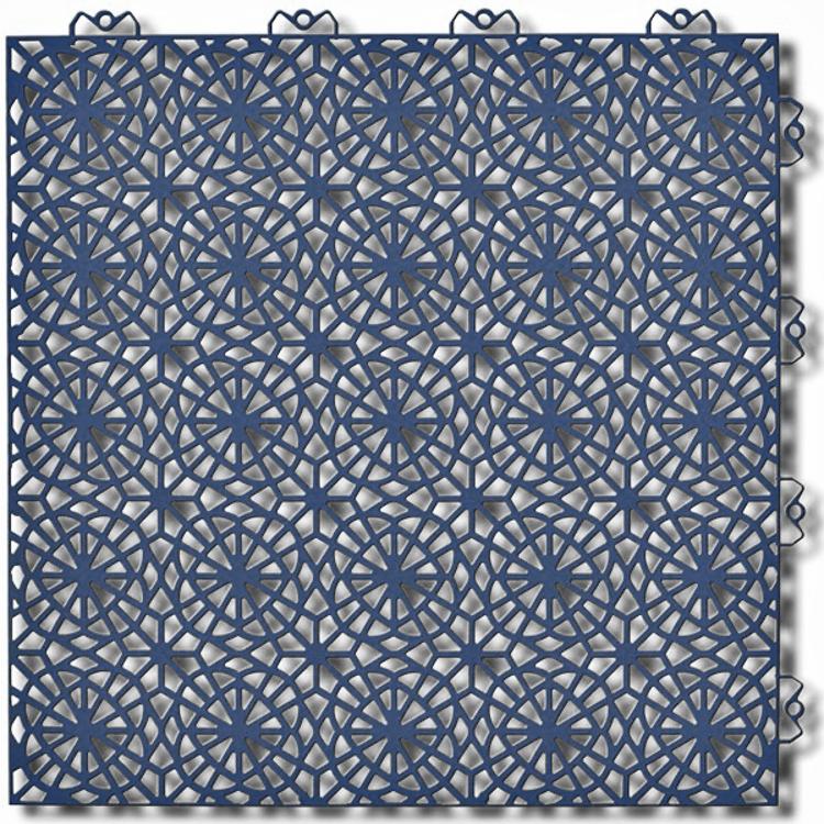 Kärgplaat XL steel blue