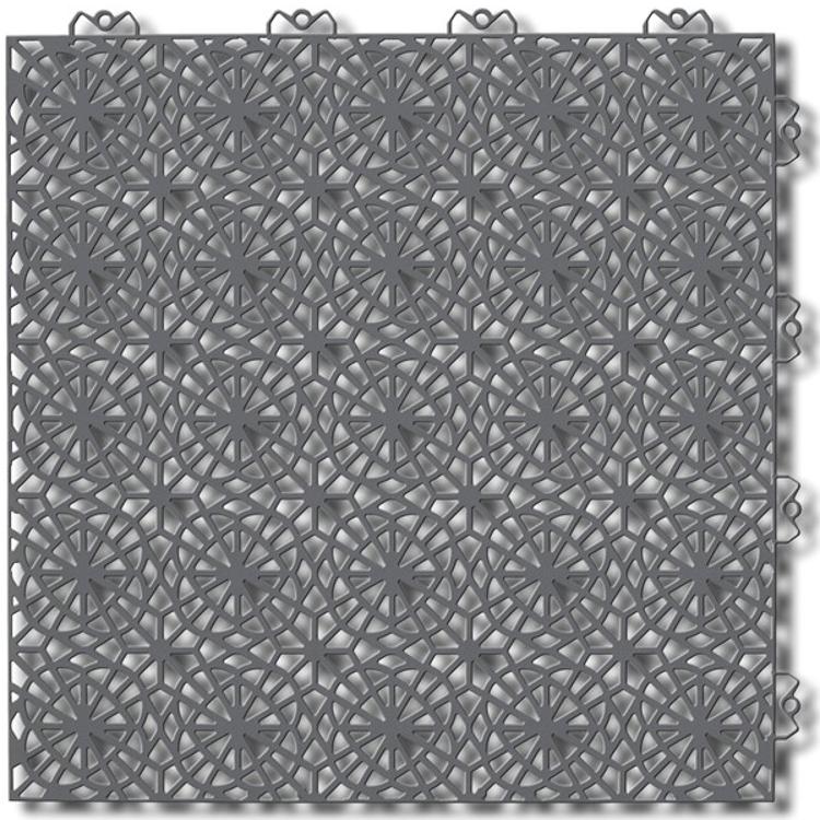 Kärgplaat XL metal grey
