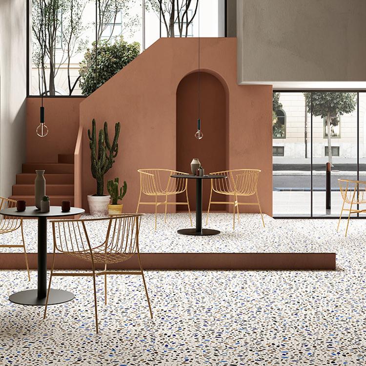 Põranda- ja seinaplaat Ghiaia bianco 30x30R