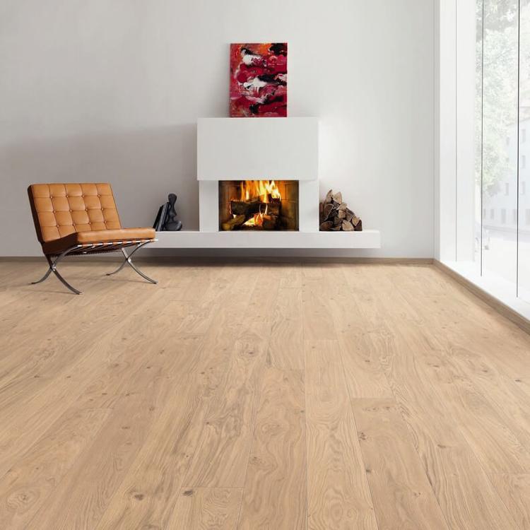 Pilt HARO 4000 Plank TAMM puro white Markant naturaLin+ 4V