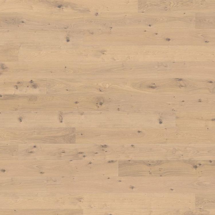 Pilt Parkett HARO 4000 Plank TAMM puro white Sauvage retro brushed 4V naturaLin+