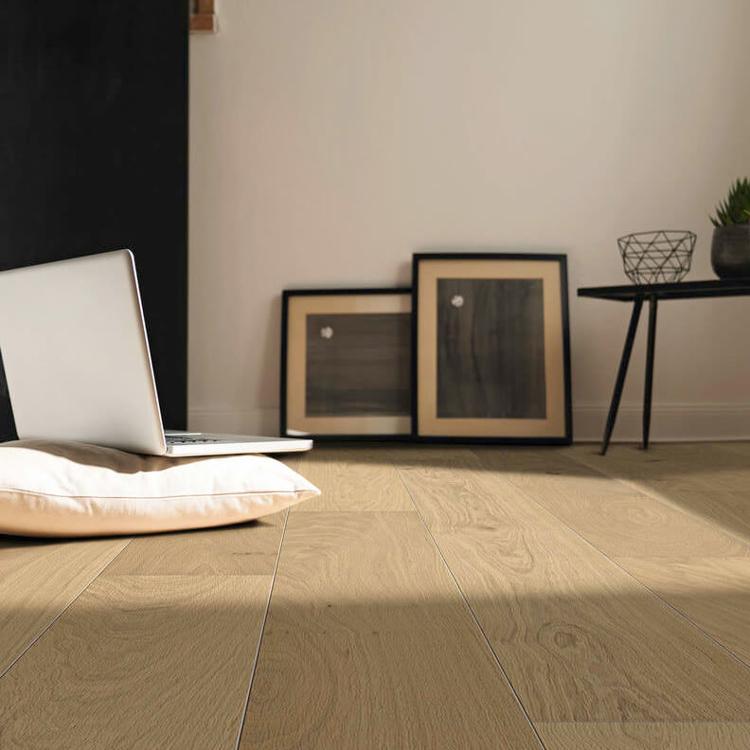 Pilt Parkett HARO 4000 Plank TAMM invisible Markant 4V naturaLin+